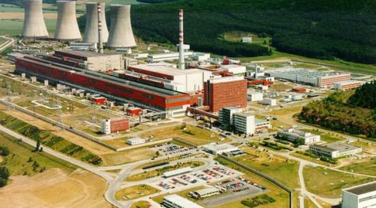 АЭС «Моховце», энергоблоки № 1 и 2, Словакия