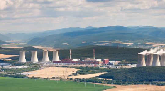 Энергоблоки № 3 и № 4 АЭС «Моховце», Словакия