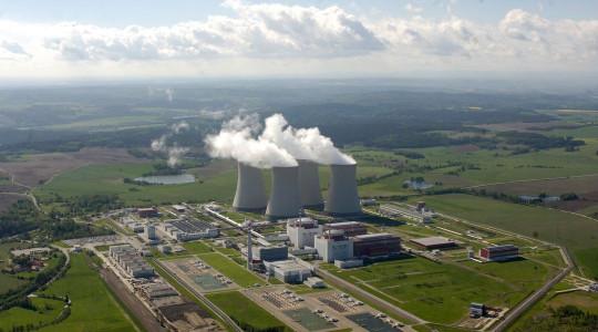 Атомная электростанция «Темелин»