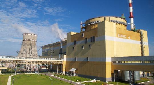 Атомные электростанции на Украине