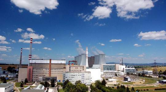 Атомная электростанция Богунице V2