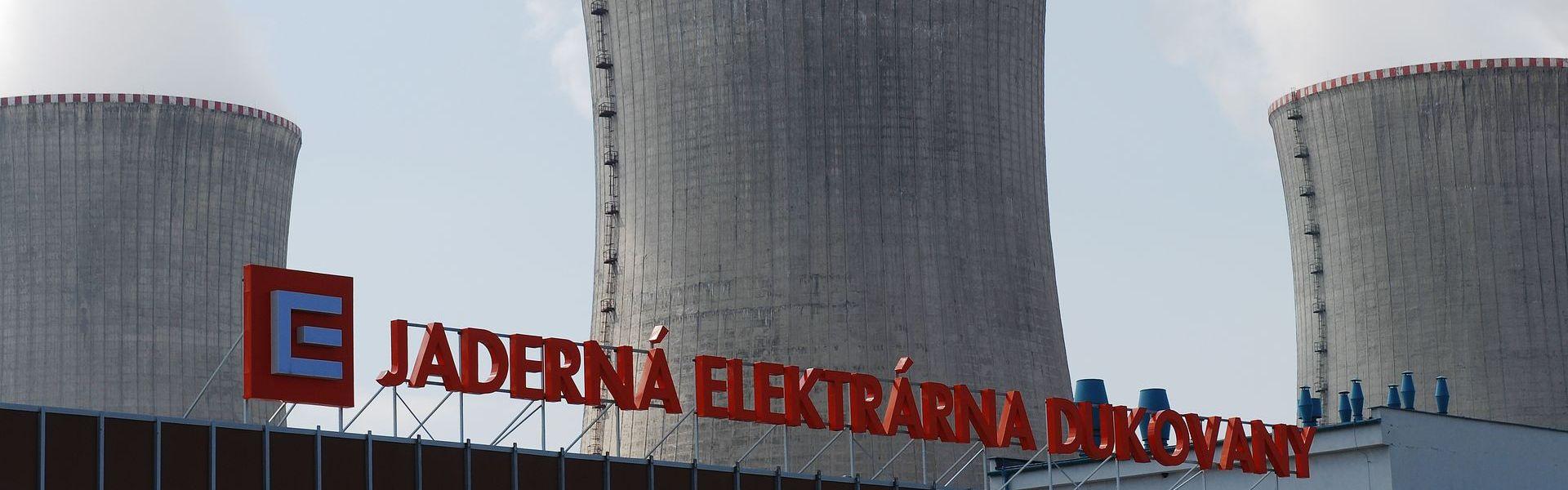 Атомная электростанция «Дукованы», Чехия