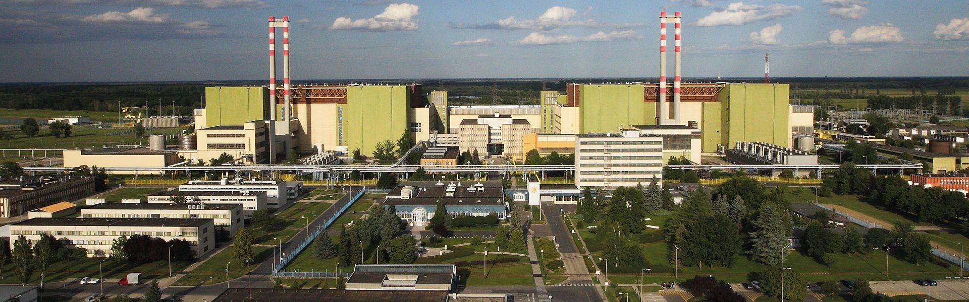 Атомная электростанция «Пакш», Венгрия