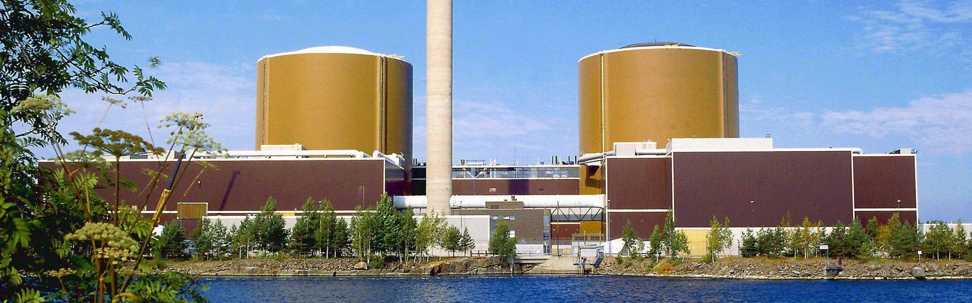 Loviisa nuclear power plant, Finland